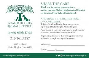 Share the Care referral form